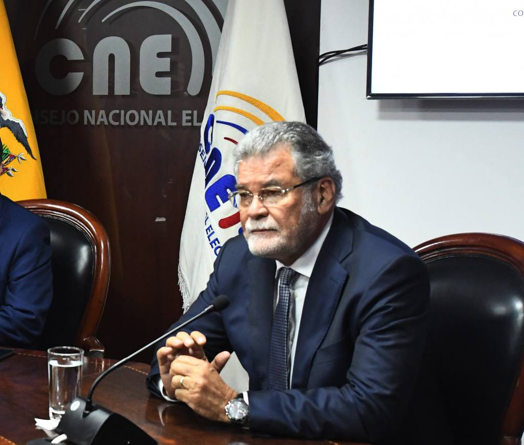 Photo of Enrique Pita: en la programación electoral no se contempla el conteo rápido