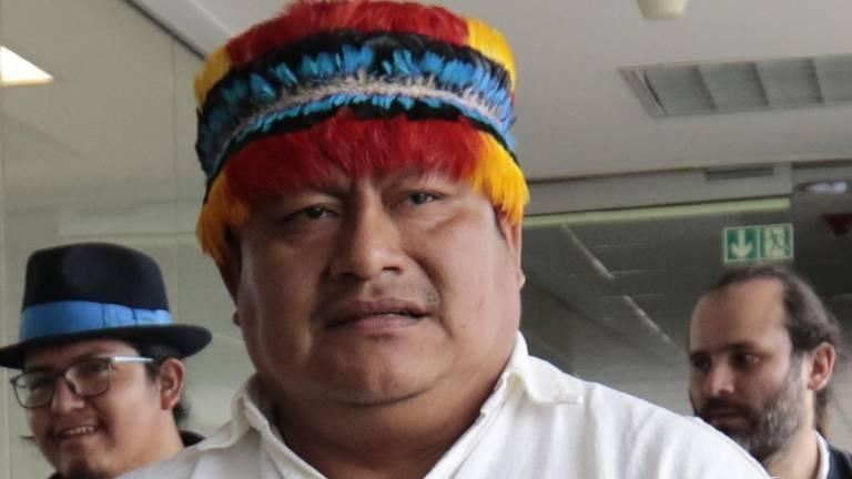 Photo of Jaime Vargas de la CONAIE aclara que no fue expulsado de Guatemala