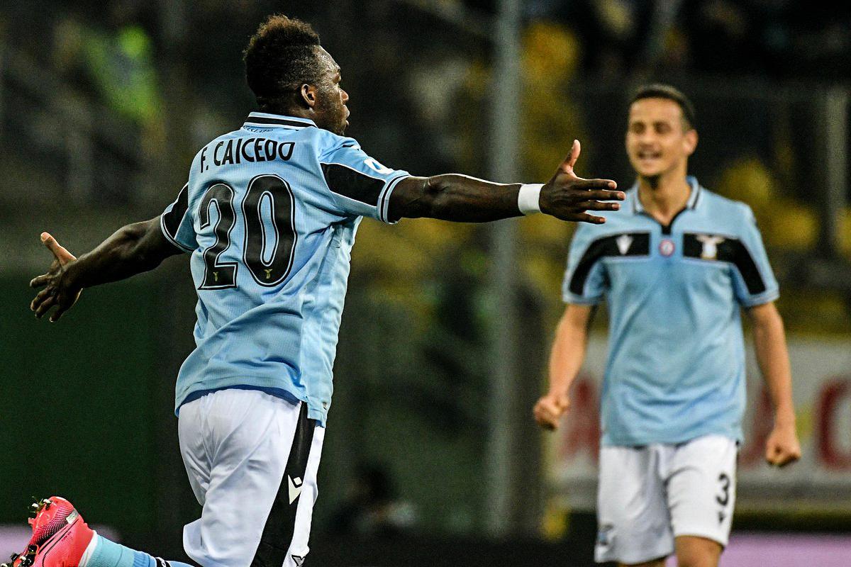 Photo of Felipe Caicedo le da la victoria a la Lazio y lo pone a 1 punto de la Juventus