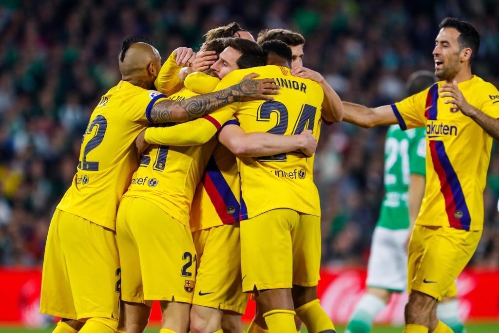 Photo of El Barça se aferra a la Liga y derrota al Betis para seguir en la pelea