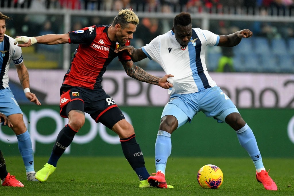 Photo of Lazio continua imparable en el Calcio con Felipe Caicedo en cancha