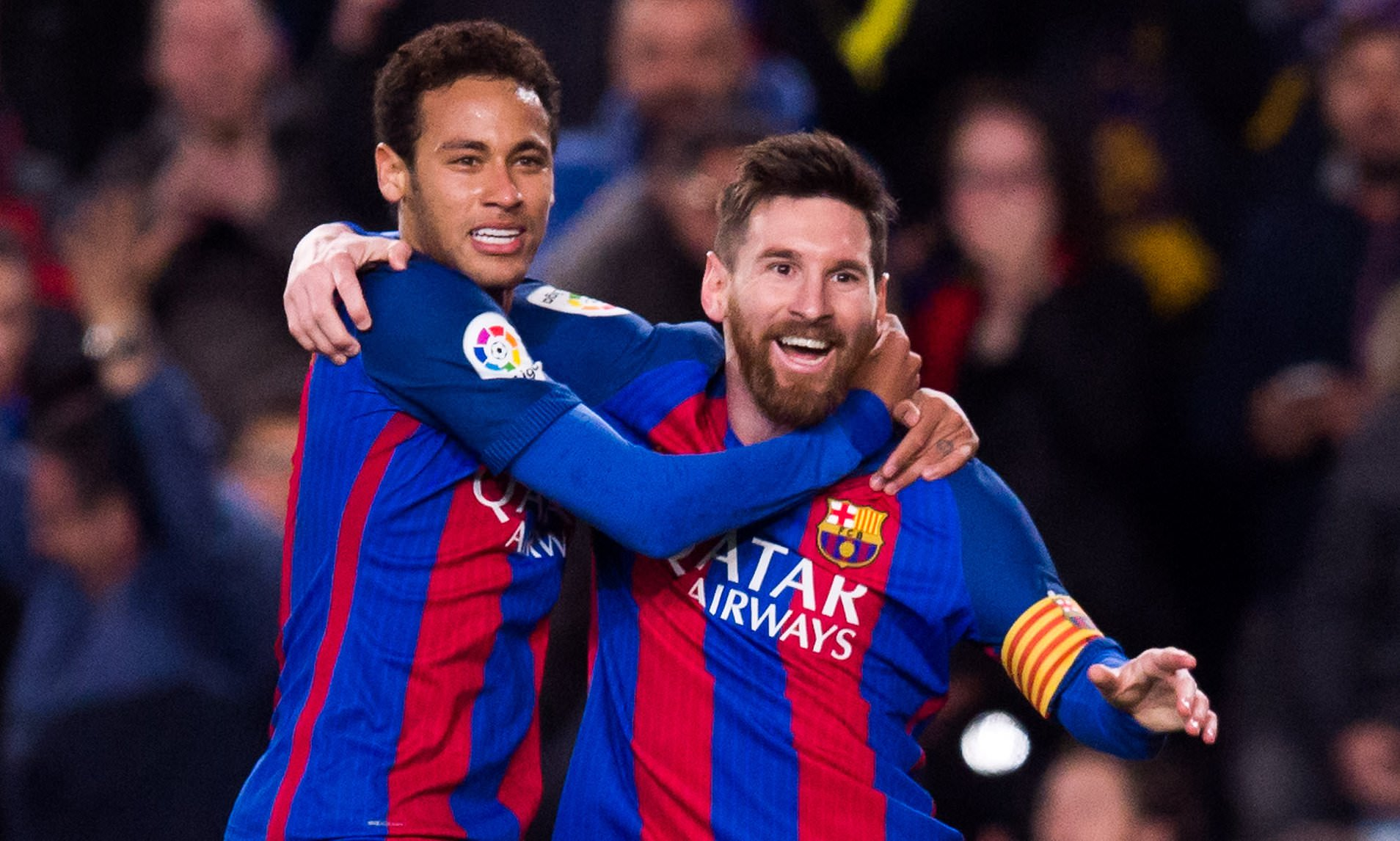 Photo of Messi: Ney es uno de los mejores del mundo y me encantaría que volviese