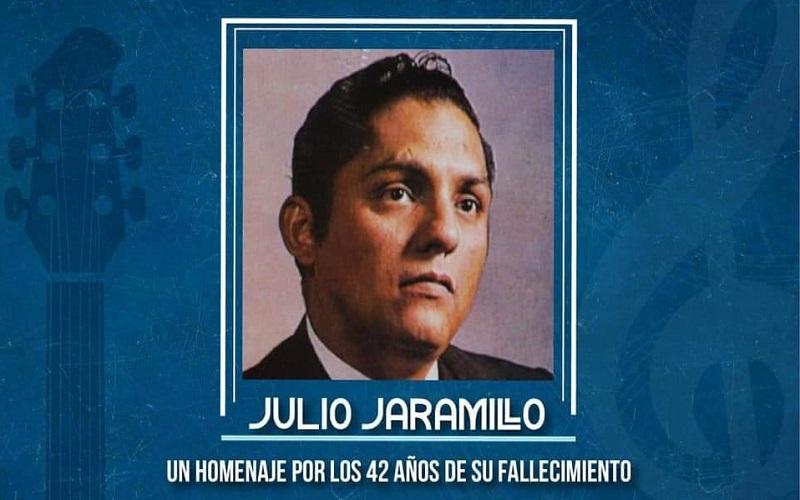 Photo of Aniversario 42 años de la partida de Julio Jaramillo