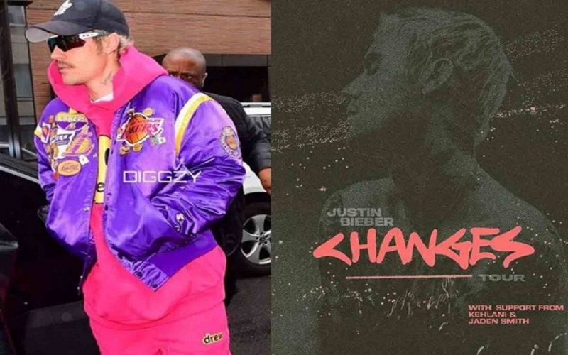 Photo of Justin Bieber lanza su nuevo álbum 'Changes'