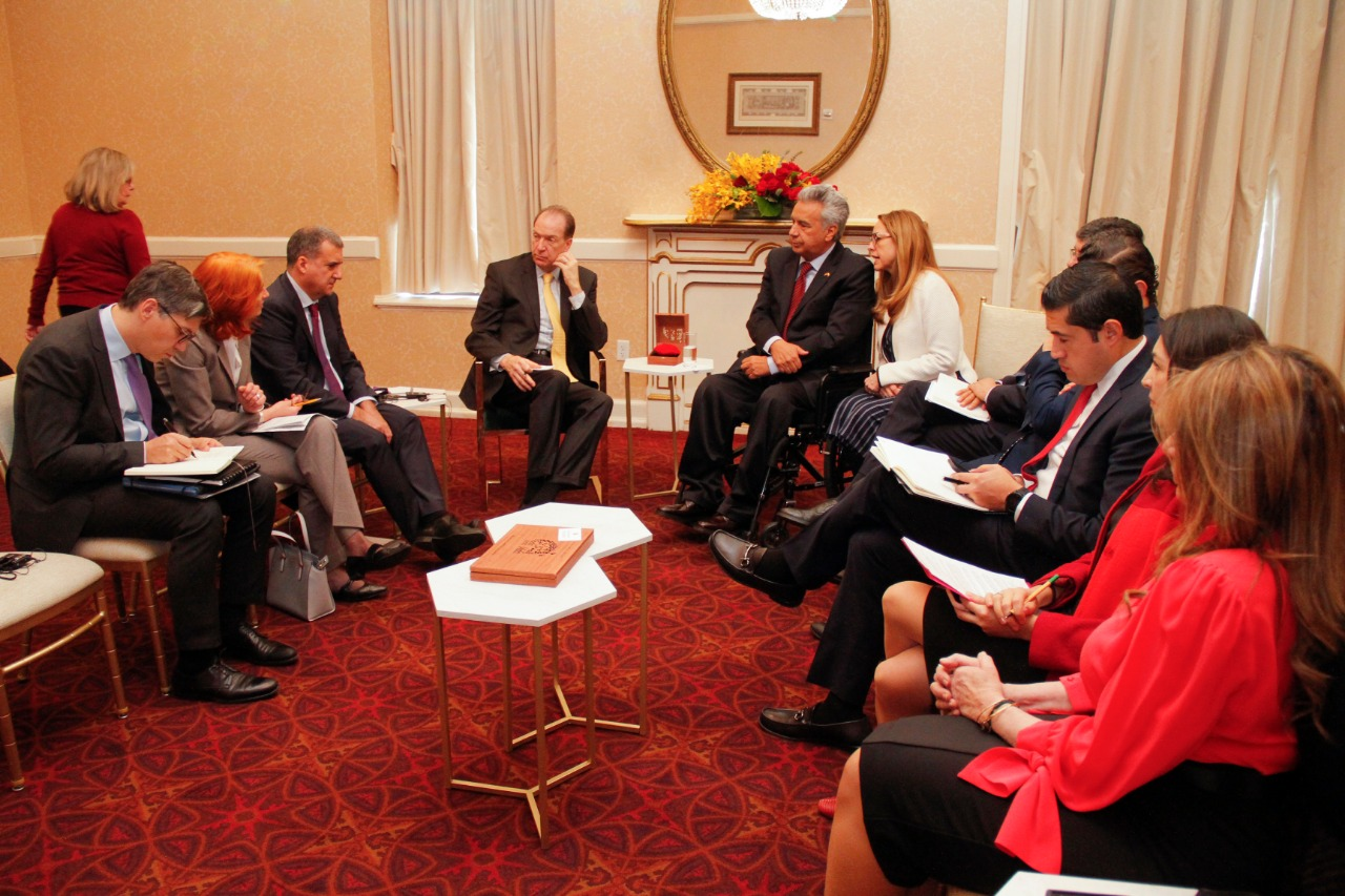 Photo of El Banco Mundial reafirma su confianza en Ecuador