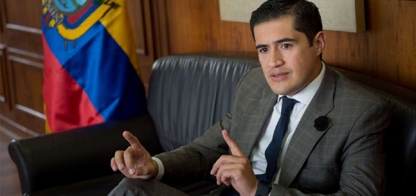 Photo of Martínez: Ecuador pidió que se adelante el desembolso de fondos del Banco Mundial