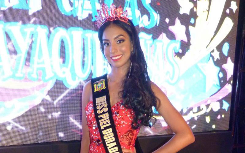 Photo of Miss Piel Dorada Ecuador 2019-2020