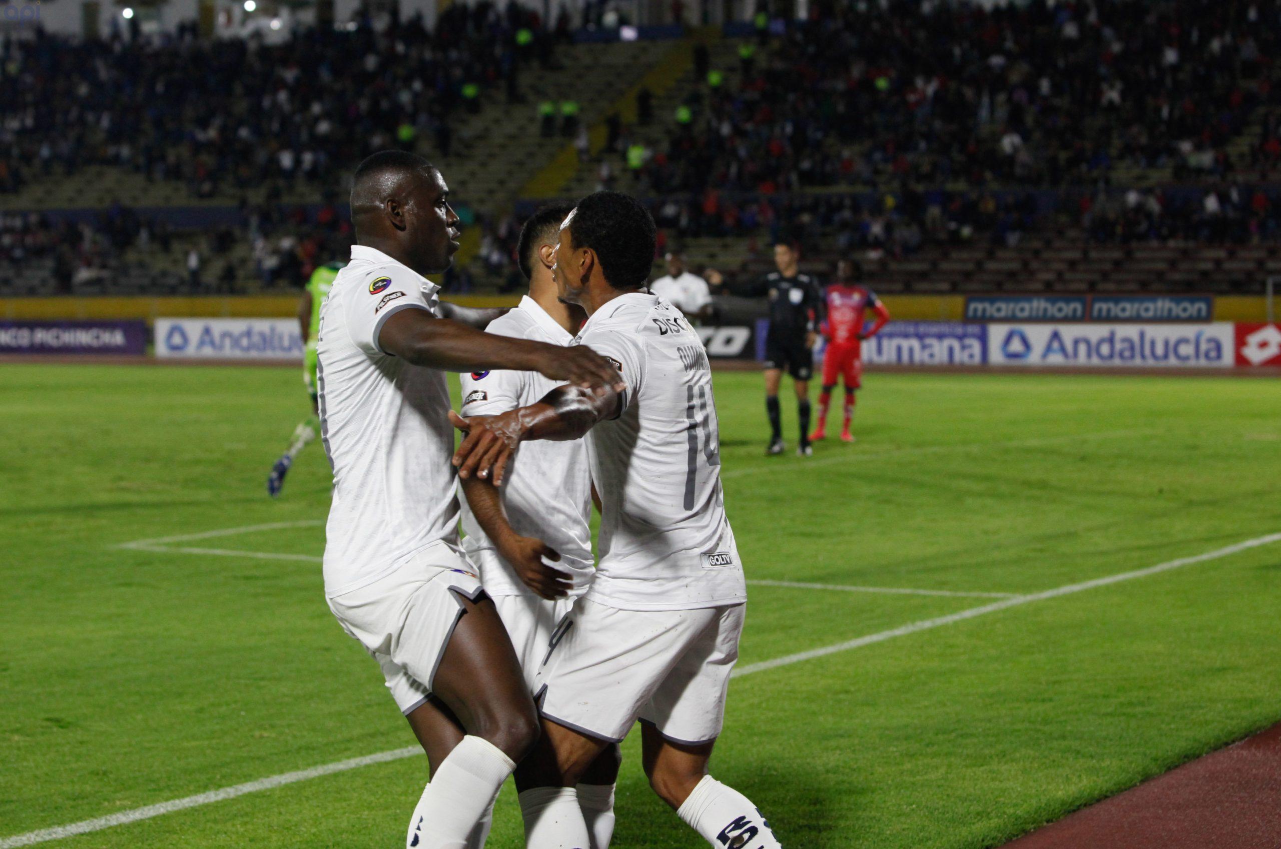 Photo of Liga de Quito ganó y goleo a un débil Nacional
