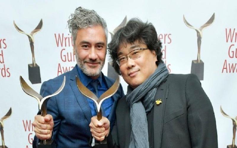 Photo of «Parasite» y «Jojo Rabbit» vencen en los premios del Sindicato de Guionistas