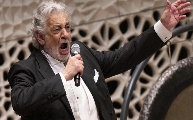 Photo of España cancela el primer concierto de Domingo tras asumir su responsabilidad