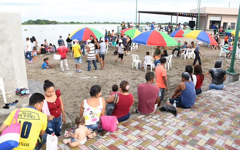 Photo of Playa de Samborondón atrae a turistas