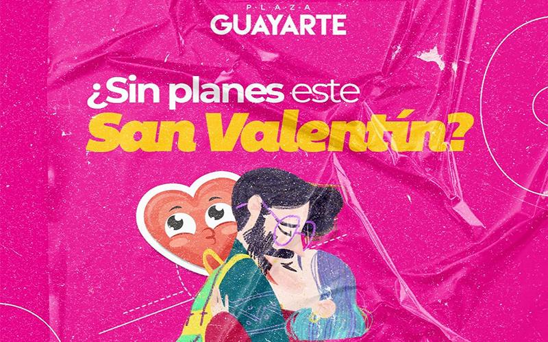 Photo of Celebra San Valentín en Plaza GuayArte