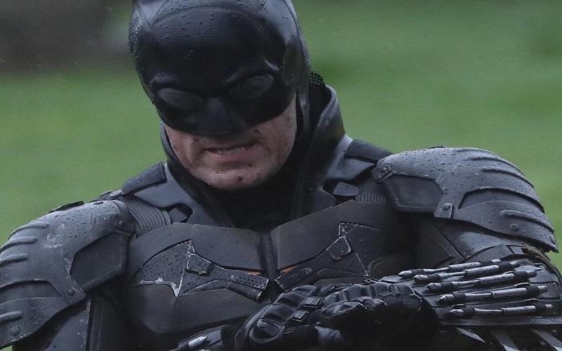Photo of Filtran fotos y vídeo del traje completo del Batman de Robert Pattinson