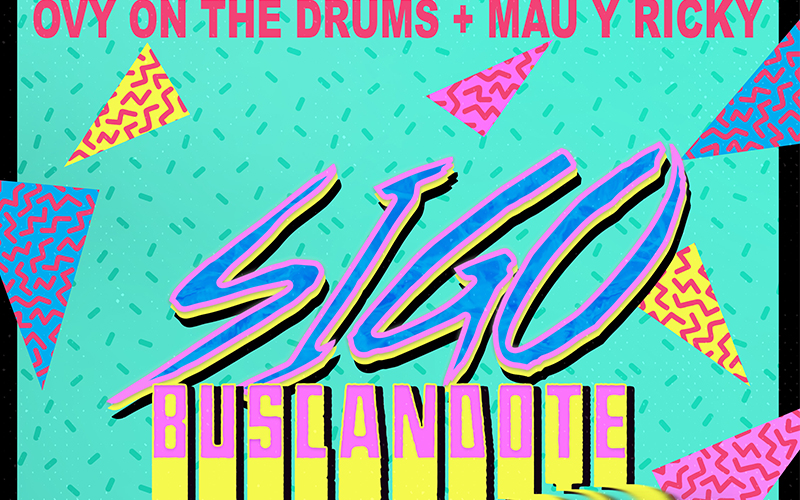 Photo of Ovy on the drums presenta «Sigo buscándote» junto a Mau y Ricky