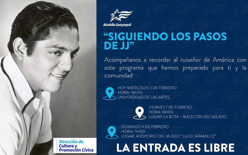 Photo of «Siguiendo los pasos de JJ»