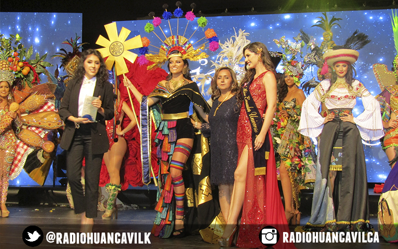 "Photo of ""Sumaq"" de Andrea Segarra es el mejor traje típico de el Miss Ecuador 2020"