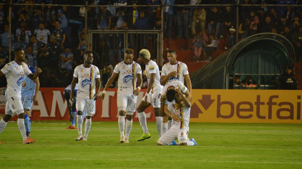Photo of Campaz anota ante Macará y acerca a Tolima a la tercera fase de Libertadores