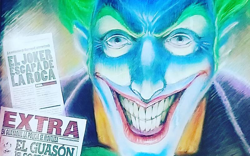 Photo of Exposición de cómics deportivos y homenaje al Joker se presentarán en la Biblioteca Municipal de Guayaquil