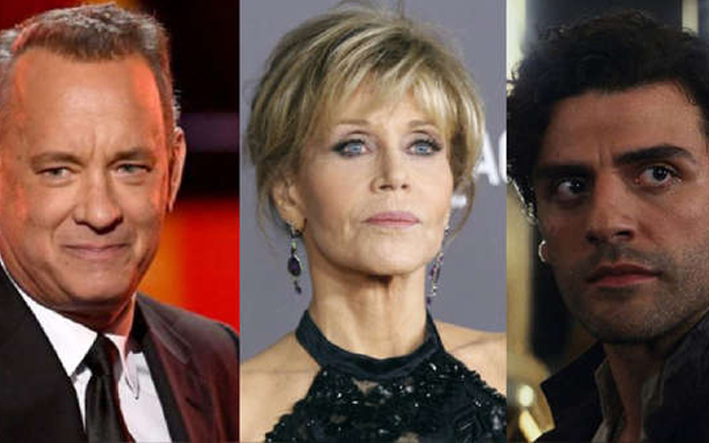Photo of Óscar Isaac, Jane Fonda y Tom Hanks cierran los presentadores de los Óscar