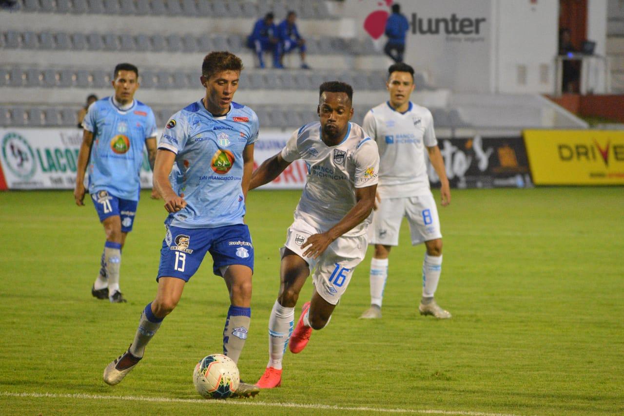 Photo of Empate (1-1) entre Macará y U. Católica en la primera fecha