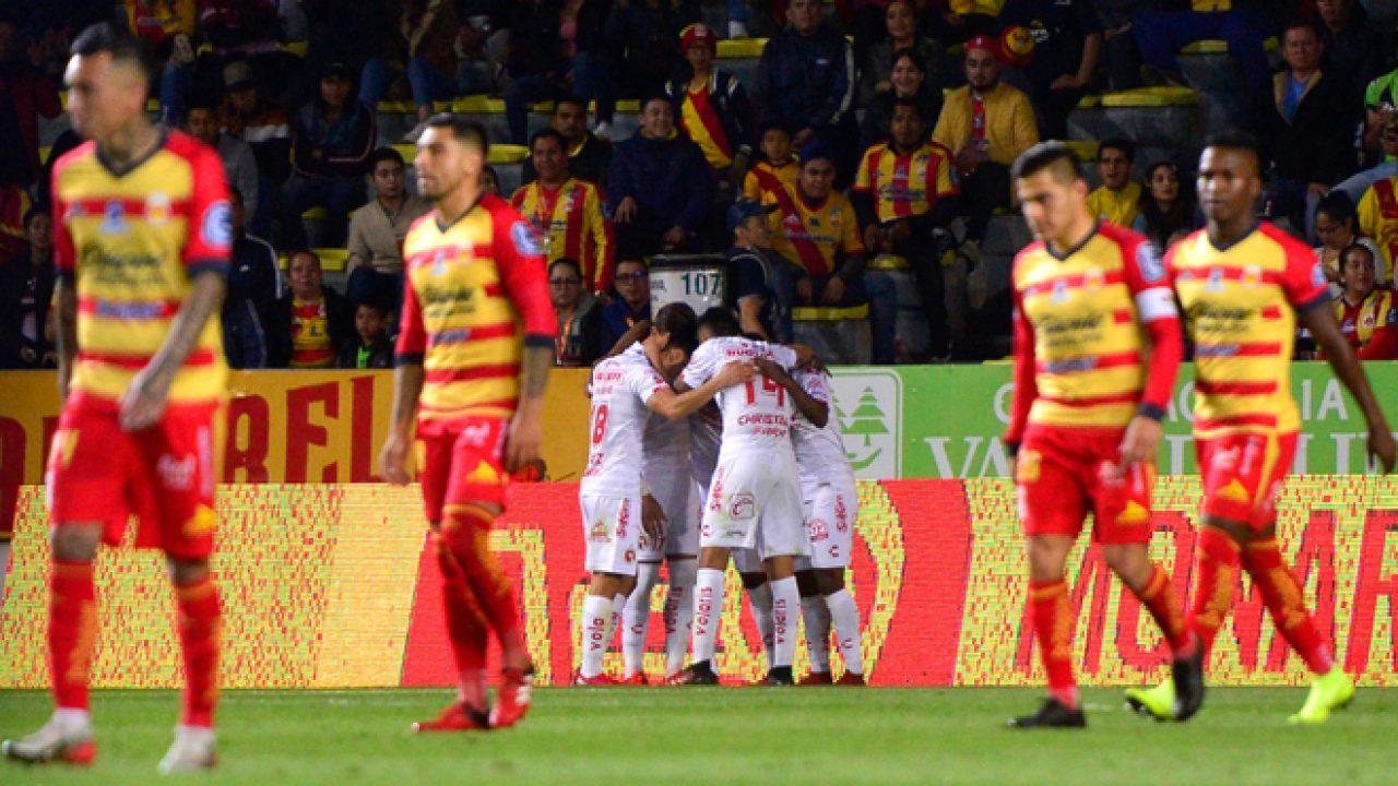 Photo of 1-1. El ecuatoriano Angulo rescata empate de Xolos en la casa del Morelia