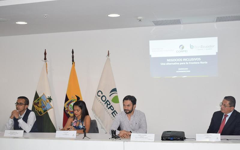 Photo of En Esmeraldas se fomenta negocios inclusivos en alianzas con empresa privada