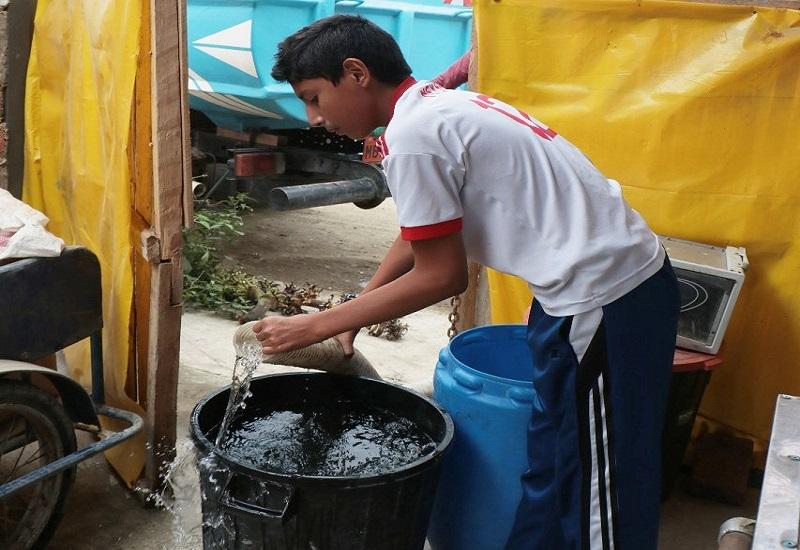 Photo of El agua volvió a Montecristi, Jaramijó y Manta