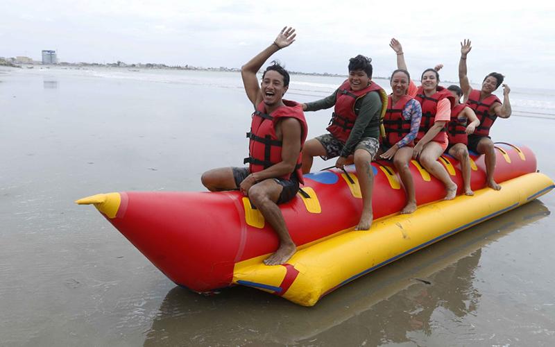 Photo of El Carnaval en Guayas combina turismo, comparsas, shows y una rica gastronomía