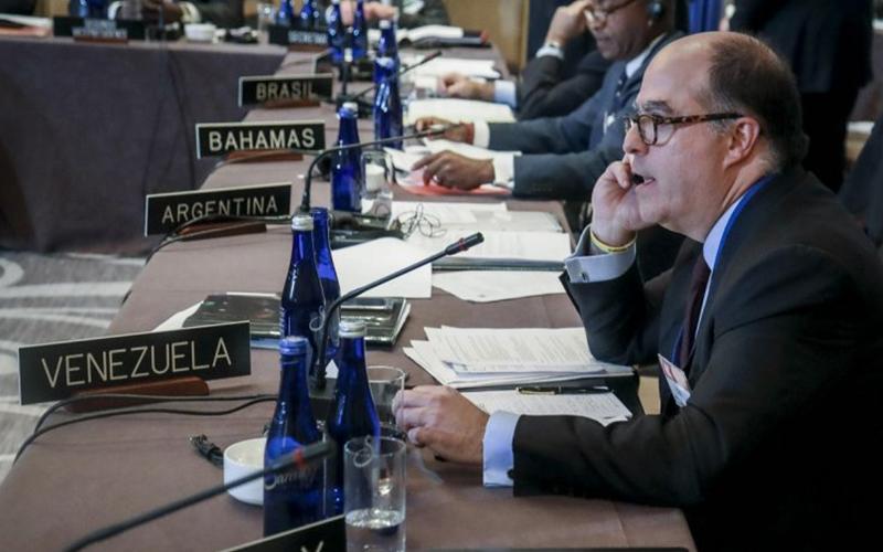 Photo of Borges denuncia corrupción en Petrocaribe