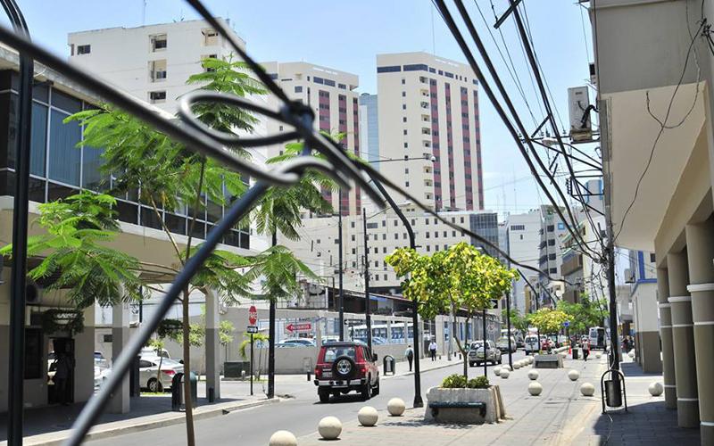 Photo of Municipio analiza primer borrador del informe técnico del proyecto de peatonalización de la calle Panamá