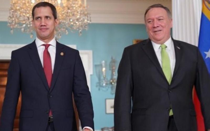 Photo of Guaidó sostuvo encuentro con el secretario de Estado de EEUU, Mike Pompeo