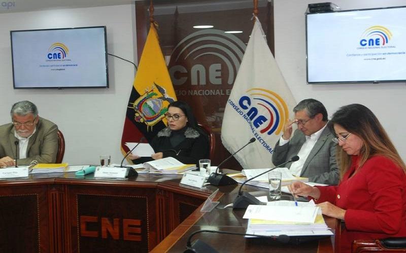 Photo of El CNE ratifica la inscripción de grupos políticos que fueron cuestionados por la Contraloría