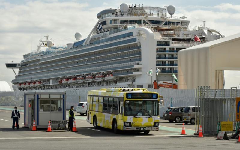 Photo of Pasajeros de crucero desembarcan en Japón; más de 2.000 muertos por coronavirus en China
