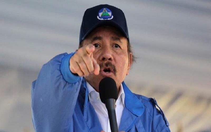 Photo of Daniel Ortega pide más apoyo a Estados Unidos en lucha contra el narcotráfico
