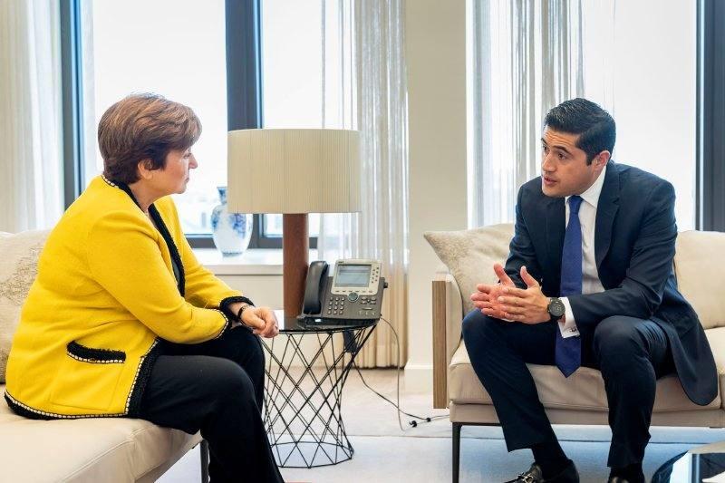 Photo of Gobierno de Lenín Moreno busca reperfilar la deuda interna y la bilateral