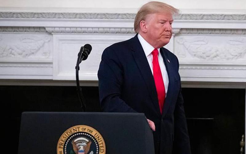 Photo of Trump elimina tuit que tildaba Bloomberg de racista y éste llama a derrotarlo