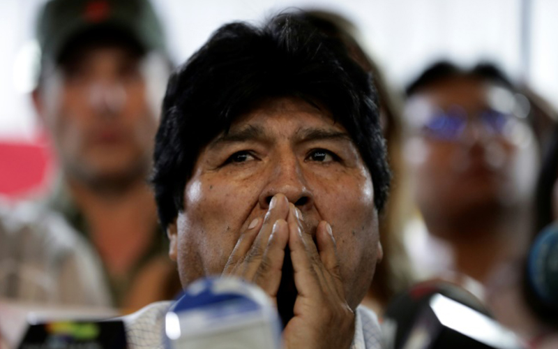 Photo of Adversarios de Evo Morales impugnarán su candidatura al Senado