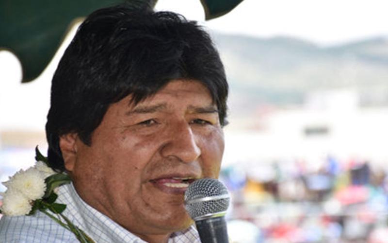 Photo of Evo Morales retorna a Argentina y anuncia reunión entre Luis Arce y Alberto Fernández