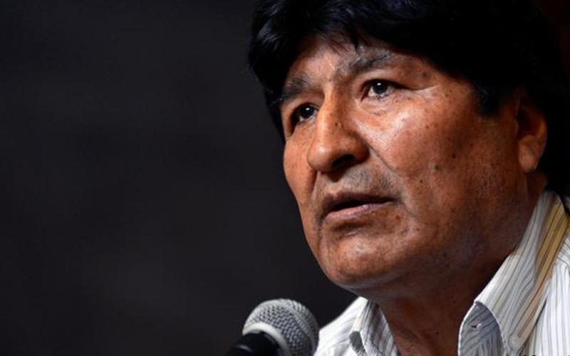 Photo of Bolivia: Evo Morales se presenta como candidato para las elecciones legislativas