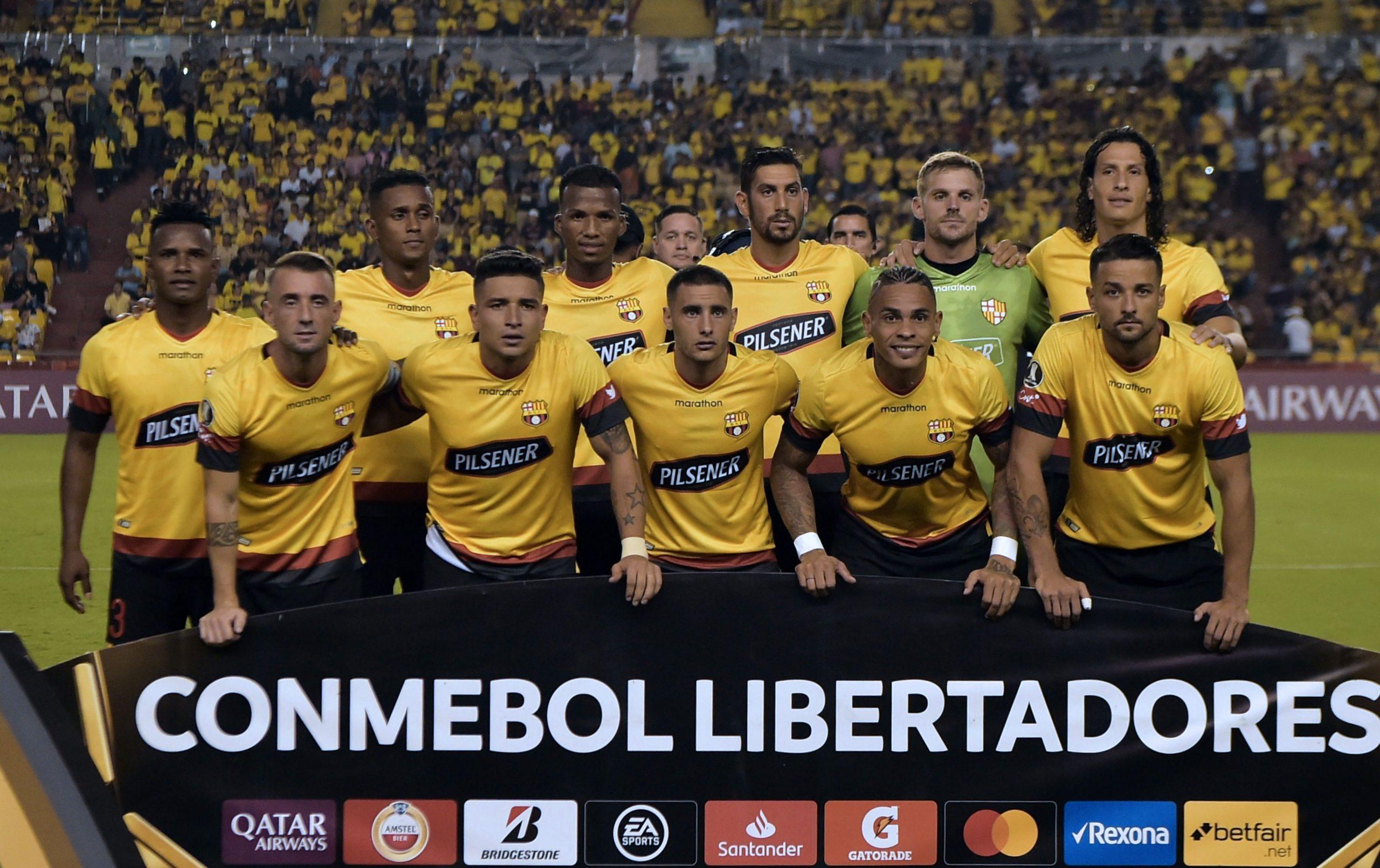 Photo of El calendario de BarcelonaSC en sus partidos que le restan en la fase de grupos de la Copa Libertadores