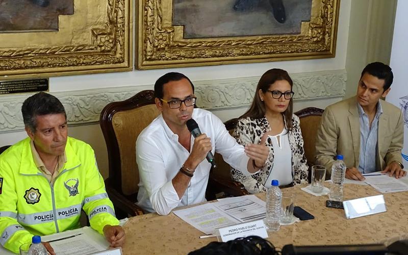 "Photo of Gobernador del Guayas logra captura logra captura de ""Oswaldito"""