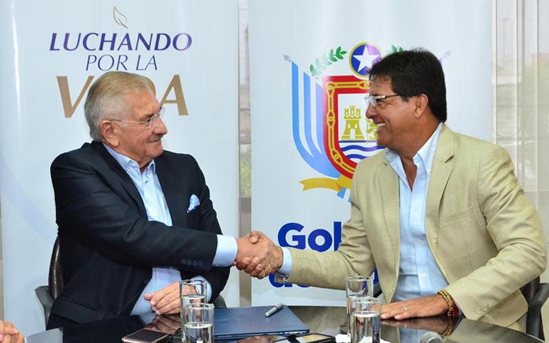 Photo of Gobierno del Guayas se alía con Solca para prevenir el cáncer de cuello uterino