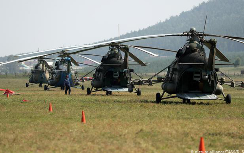 Photo of EE. UU. advierte que sancionará a México si compra helicópteros a Rusia