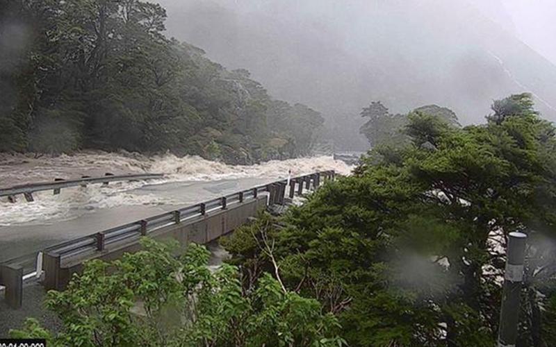 Photo of Miles de personas evacuadas por inundaciones en Nueva Zelanda