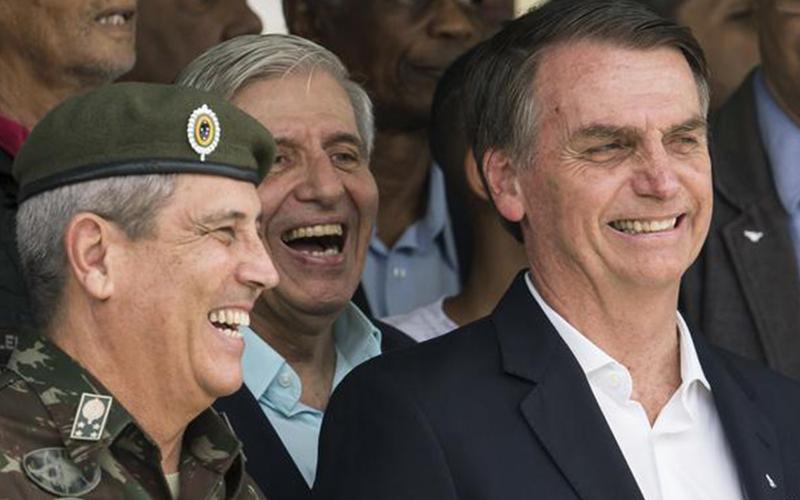 Photo of Bolsonaro le responde al papa Francisco que Amazonia es de Brasil
