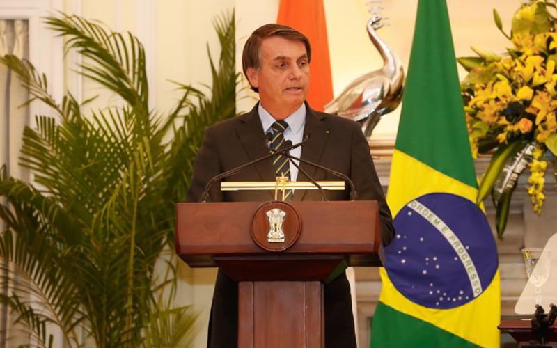 Photo of Bolsonaro genera polémica con llamado a marcha contra el Congreso y el Supremo