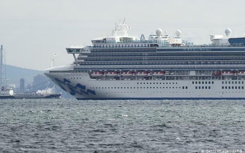 Photo of Japón pone en cuarentena a un crucero con 3.500 pasajeros por un caso de coronavirus