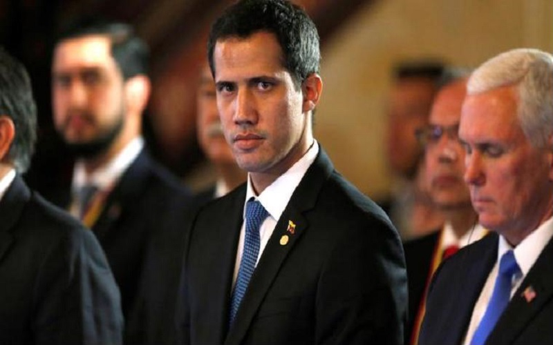 Photo of Guaidó tilda de «propaganda» la demanda contra EEUU que Maduro hizo en la CPI