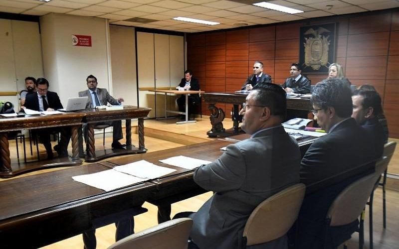 Photo of Tribunal de Juzgamiento de caso Sobornos 2012-2016 recupera competencias y reinstala juicio este lunes
