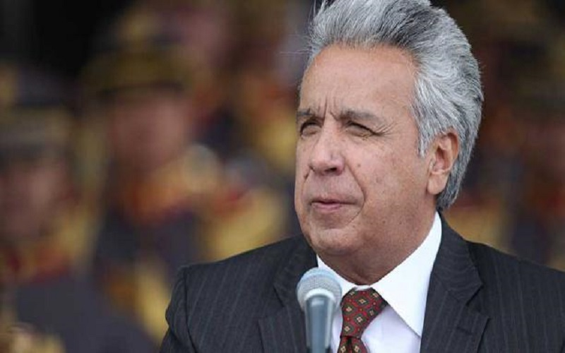 Photo of Presidente Lenín Moreno sigue 'de cerca' reportes sobre caso de coronavirus en Ecuador